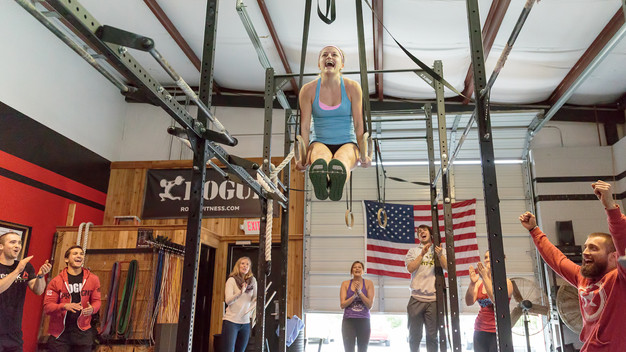 Image result for Crossfit 17.1 WOD