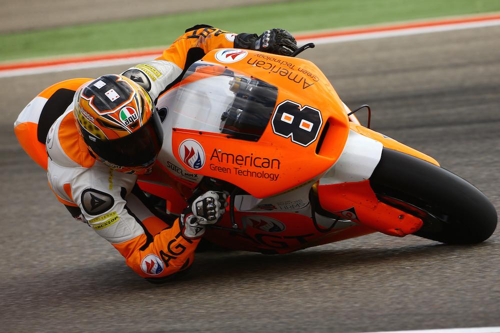 Aragon GP, Gino Rea