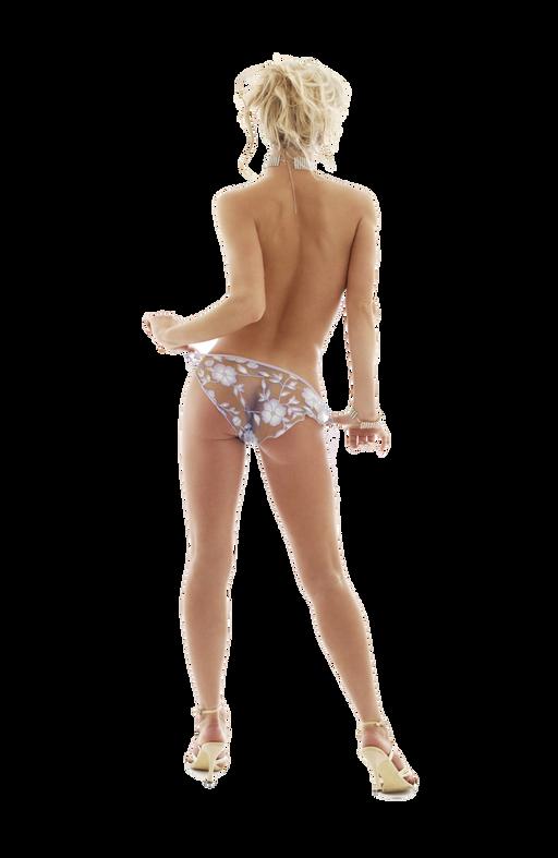 Topless Zanzibar Stripper Ass