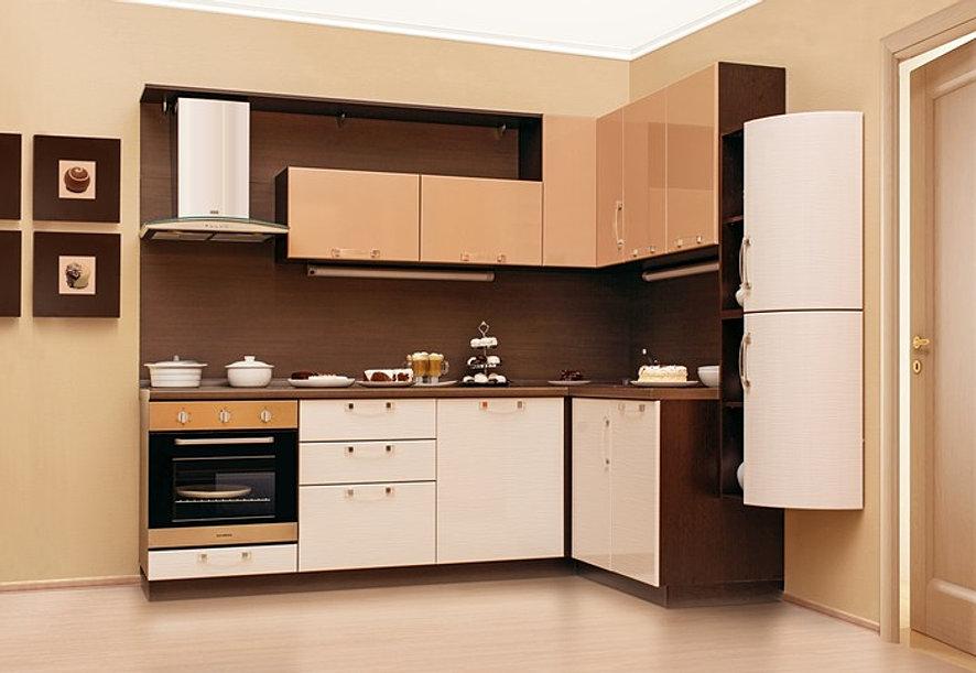 Кухни трио фото