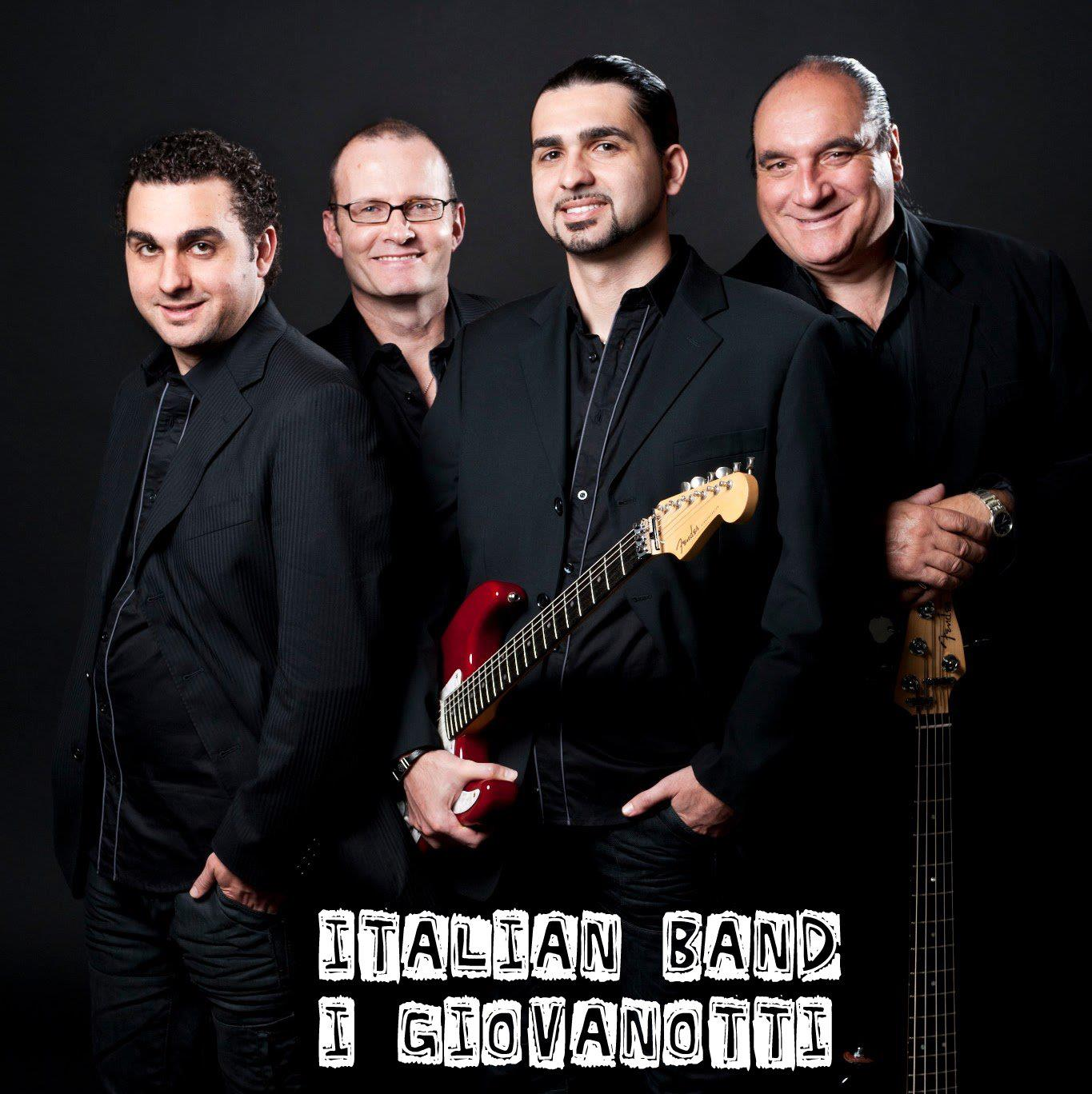 Italian Bands: Italian Band,and Italian Entertainment And Singers,wedding