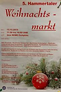 2015 - Weihnachtsmarkt - 5 Hammertaler W