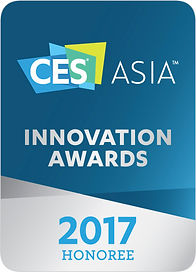 CES Asia 2017 Innovation Awards Honoree