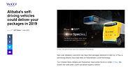 Yahoo Lifestyle 6-1-18 Logistics Vehicle