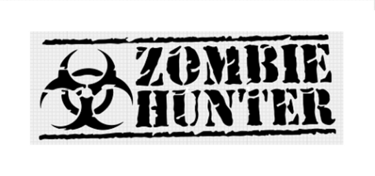 zombie hunter names