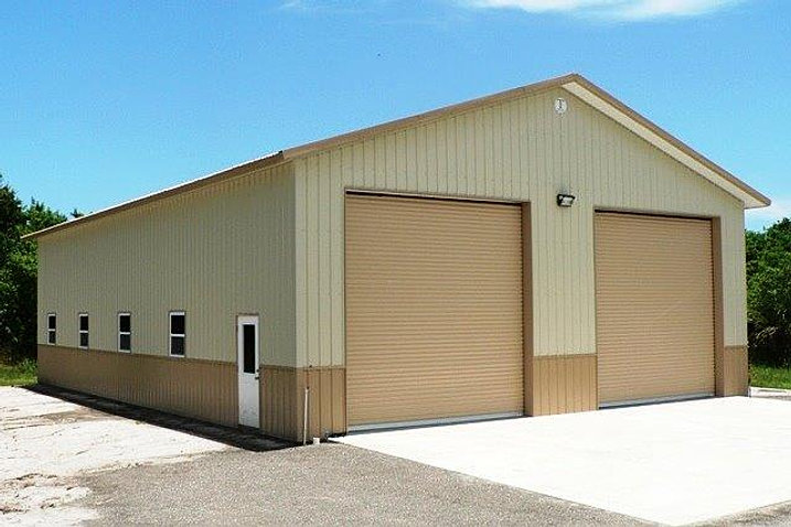 Timbercraft cornerstone building company for 40x60 shop package