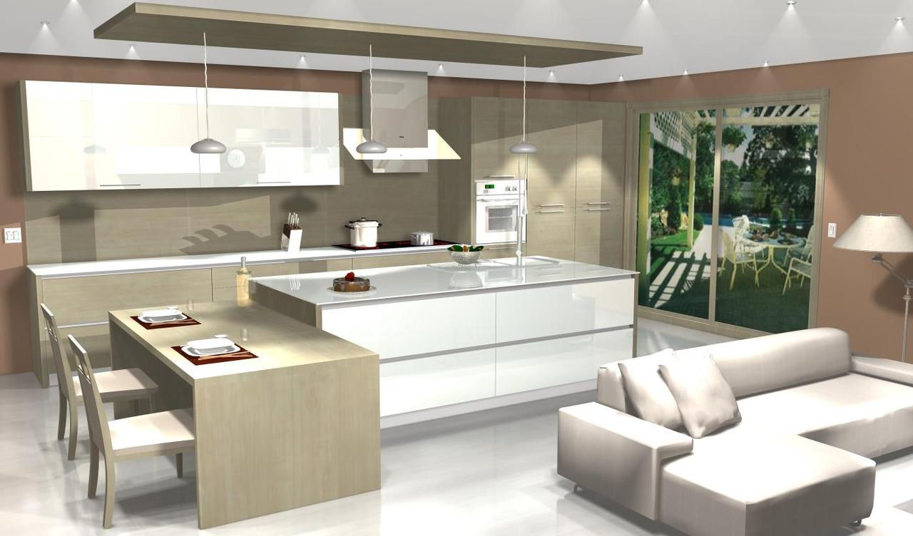 Kitchen Designed With 20 20 De. Render 106 Nl Part 80