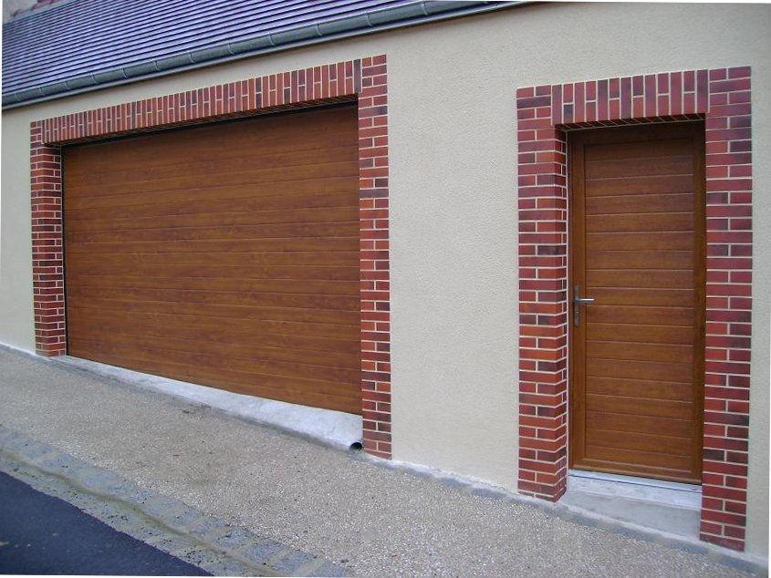 Samet emg r novation menuiserie porte de garage for Porte de garage le havre