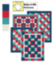 Original Baby Quilt Patterns using the AOK Method