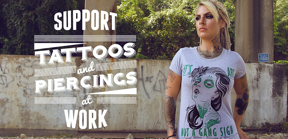 Tattoos in the workplace for Tattoos in the workplace discrimination