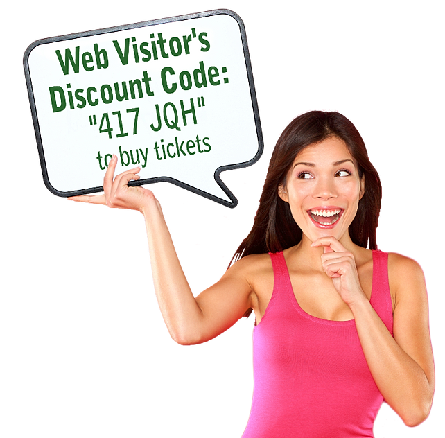 Branson show discounts coupons