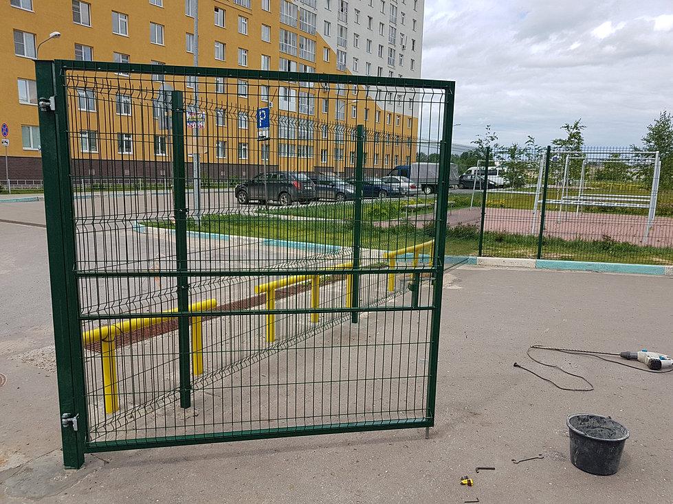 секционный сварной забор 3д во фрязино Сбербанк привилегированные цена