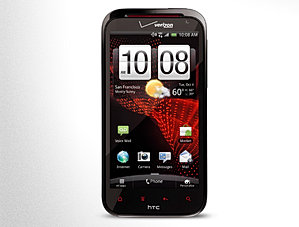 HTC Rezound Verzion