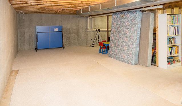 basement study area basement bookshelf basement exercise area basement