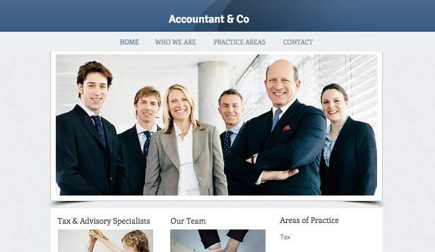 Accountant Site