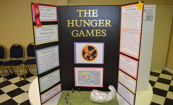 creative book report projects fourth grade