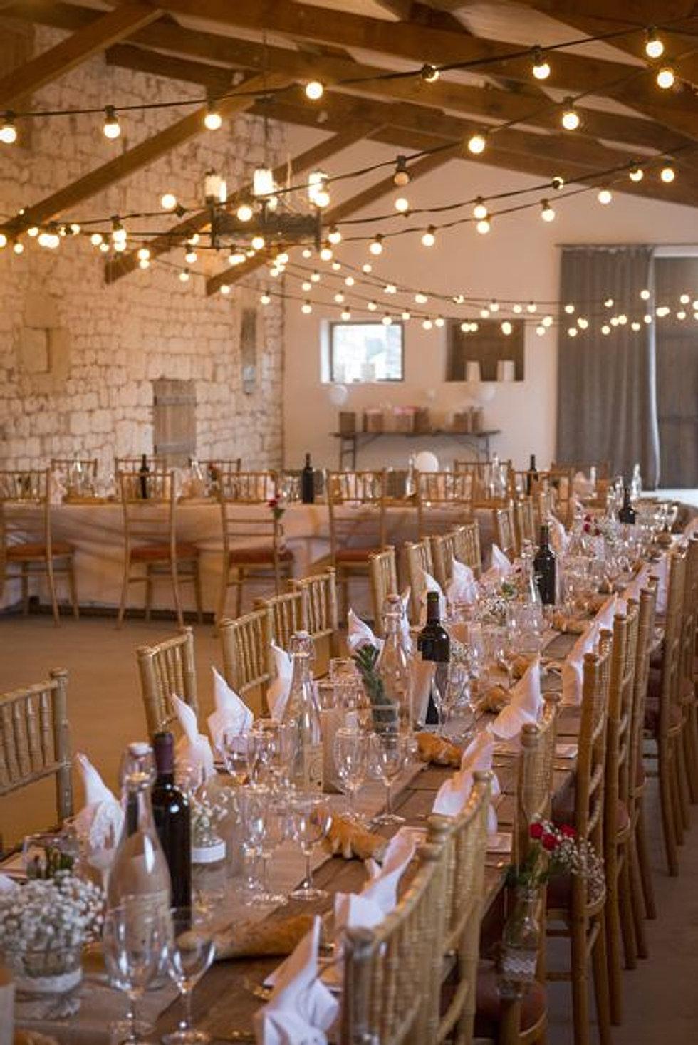 Int rieur zinc wedding day for Interieur zinc