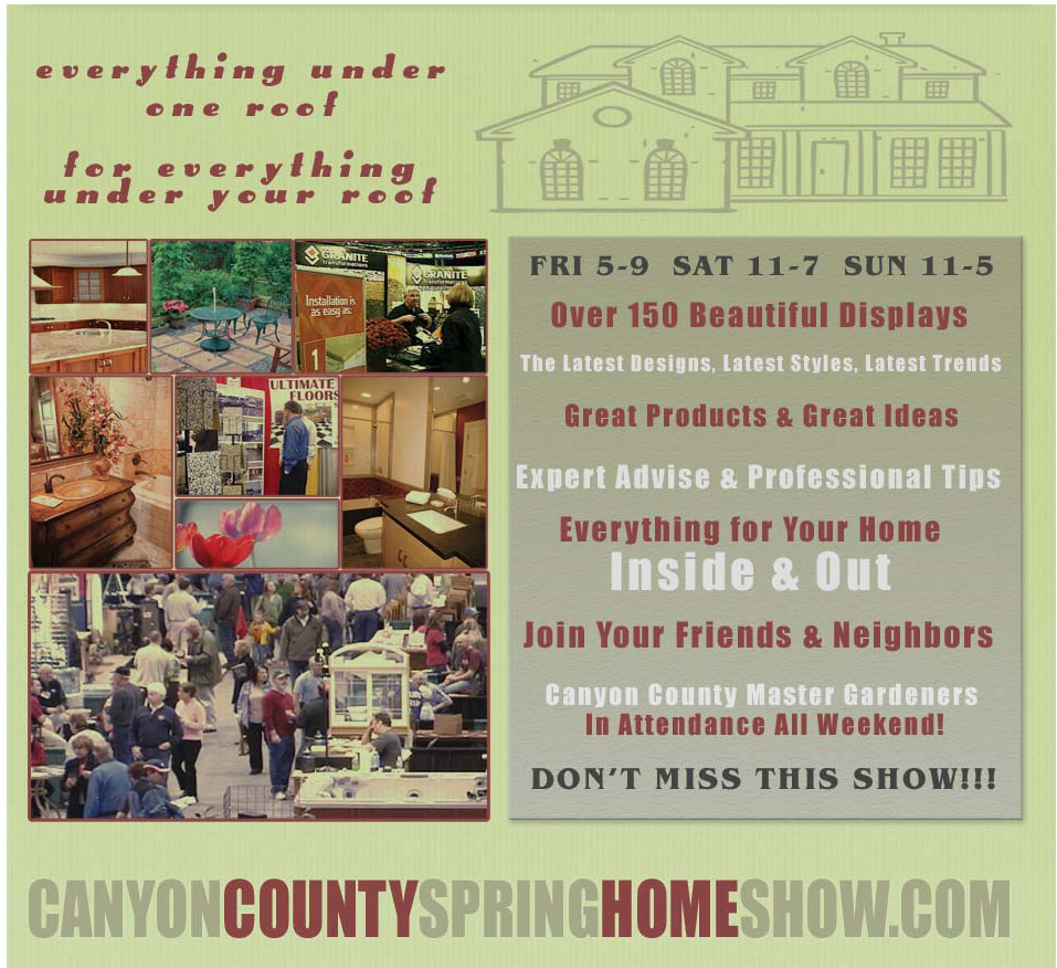 Canyon County Spring Home Show | Bell Sprinkler and Landscape ...
