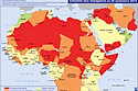 """Interrogé par l'AFP à Paris, le Quai d'Orsay a indiqué le 23 octobre : """"S'agissant du Maroc, à l'exception d'une bande frontalière au sud, la quasi-totalité de ce pays figure en vert (code couleur pour une vigilance normale)"""". Venez donc tranquilles !"""