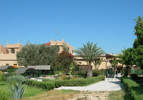 Riad el aissi for Boulevard du jardin botanique 20 22