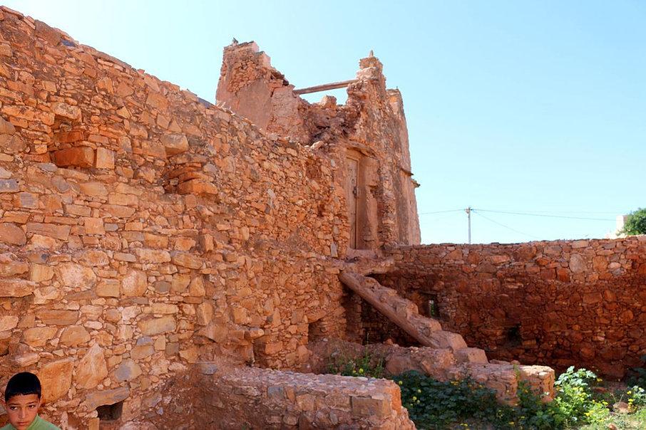 Bâtiment principal d'Ikounka