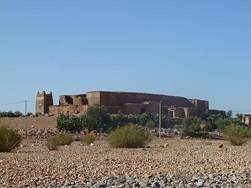 Une puissante forteresse
