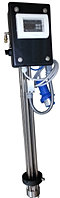 Pompa z zintegrowanym podgrzewaczem