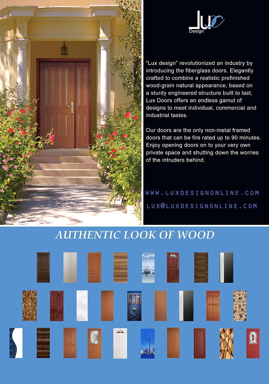 Fiberglass Doors & fiberglass lux doors Pezcame.Com