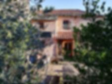 Gite des monts à St Izaire