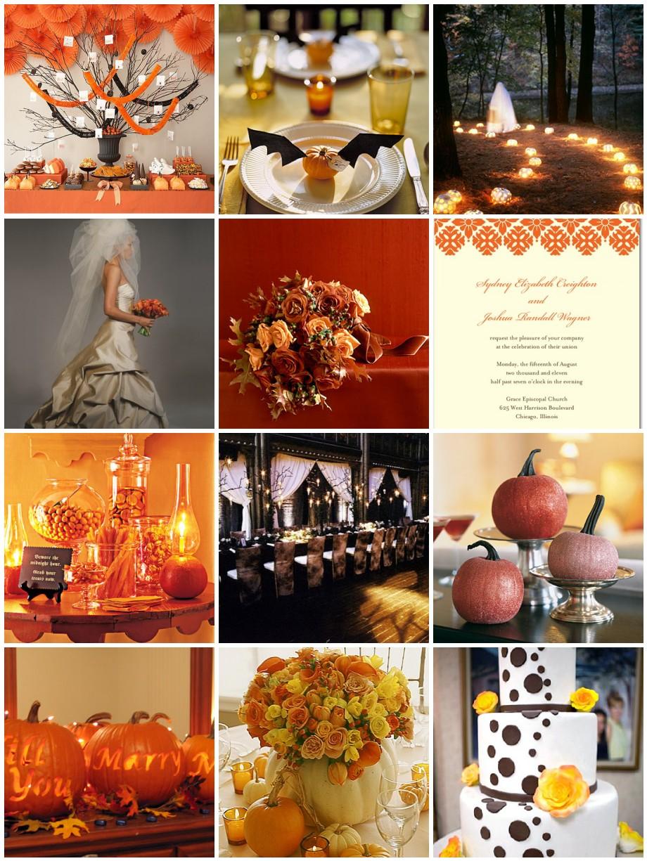 happy halloween wedding ideas wwwwolfoakacrescomhome