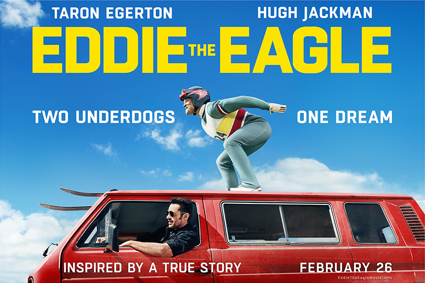 Image result for eddie the eagle 2016