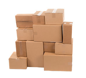 SURPLUS RECYCLED BOXES