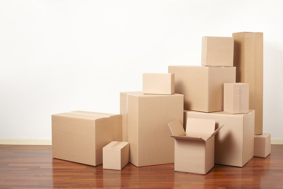 boxes, packaging