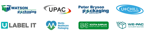WMWatsons packaging, UPAC Cartons, Peter Bryson Packaging, U-chill, U-Label-it, Merlin Healthcare