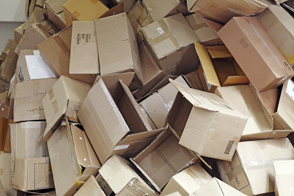 boxes, packaging.