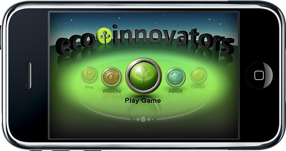 Eco Innovators sustainability Game