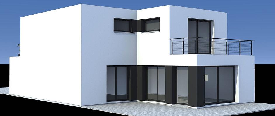 Yohann baheux ma tre d 39 oeuvre permis de construire 59 62 for Recours architecte 150m2