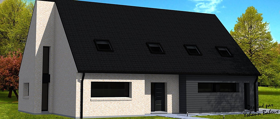 Great galerry maison cubique nord pas de calais with for Prix maison cubique nord