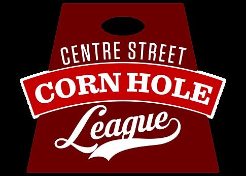 cornhole league graphic