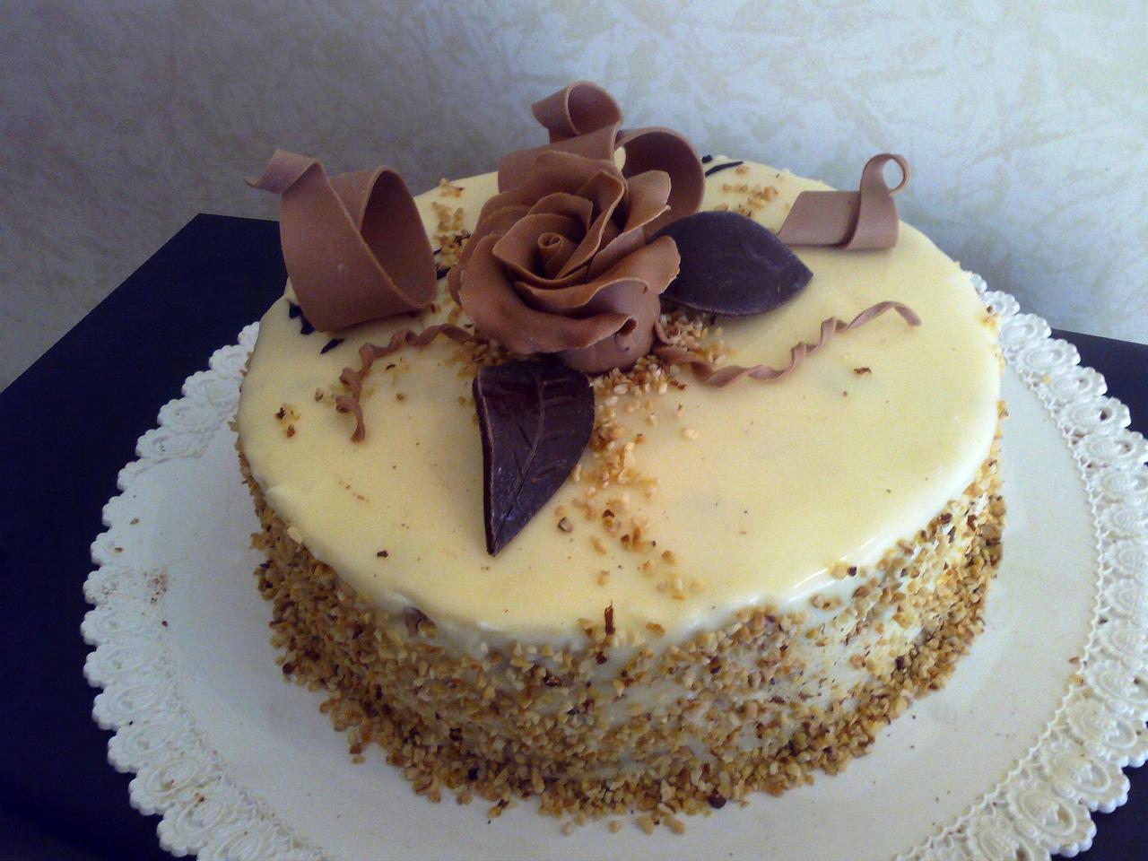 Alessandra e i suoi dolci dolci speciali per ogni for Torte di compleanno al cioccolato decorazioni