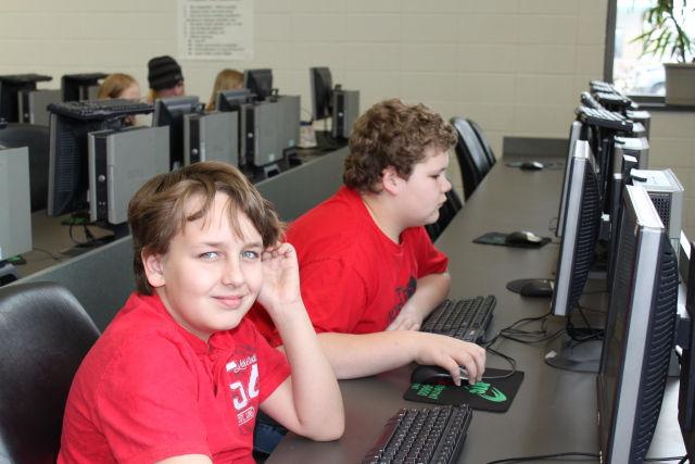 Media Center Computer Lab