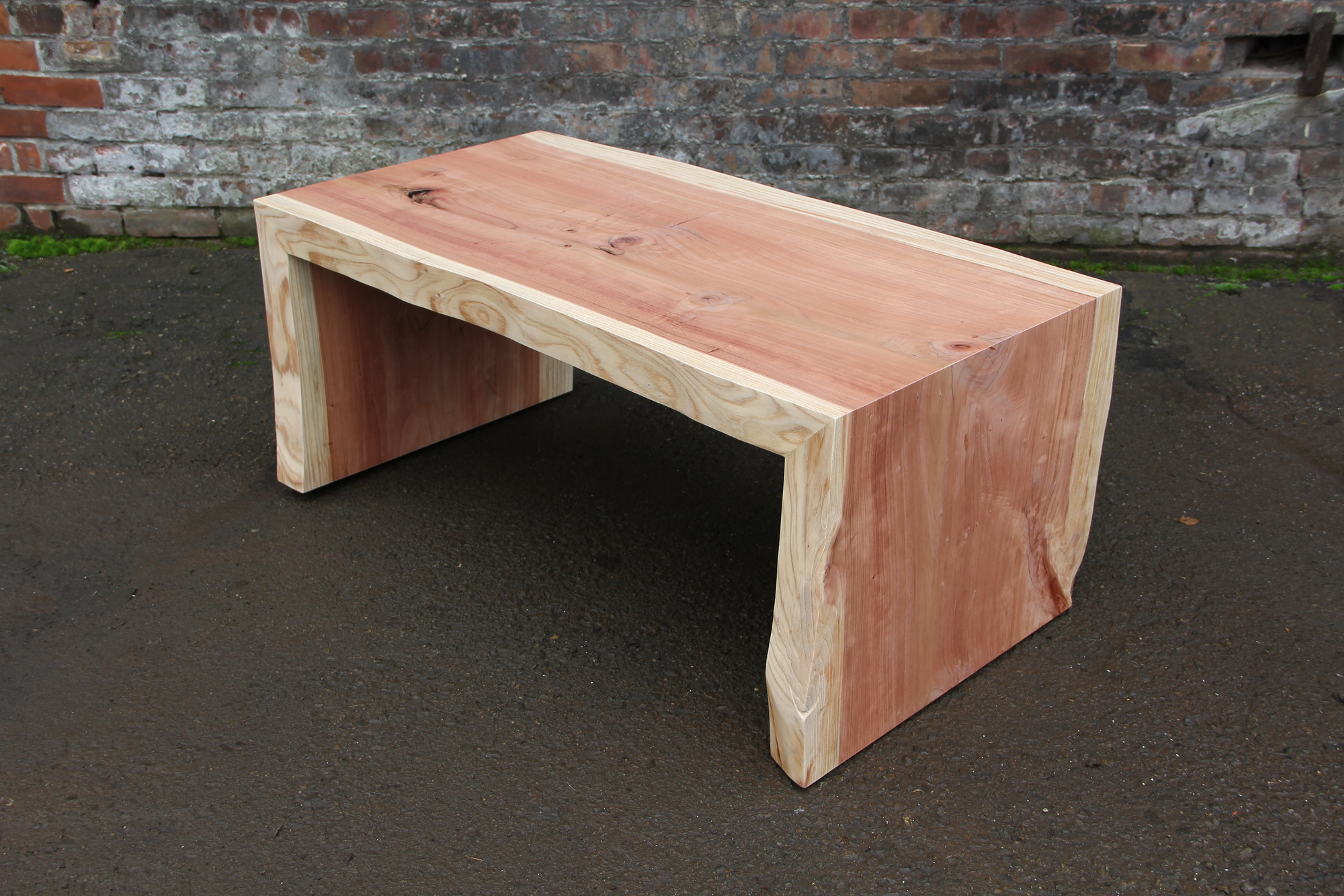 Northwest Wood Design Live Edge Table Seattle