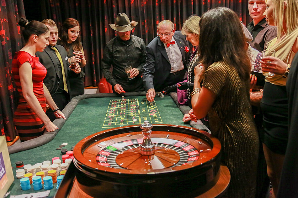 Casino night jobs london