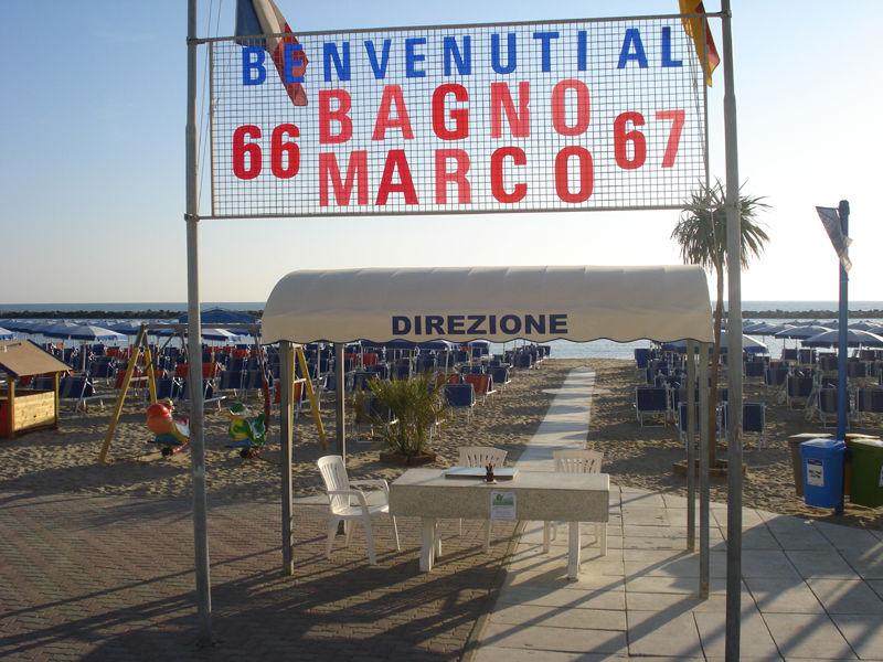 Bagno marco 66 67 - Bagno eden igea marina ...