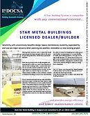 Star Metal Buildings by L.D. Docsa