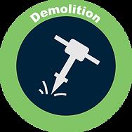 Demolition self-performace