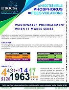 Wastewater PreTreatment - When it makes sense