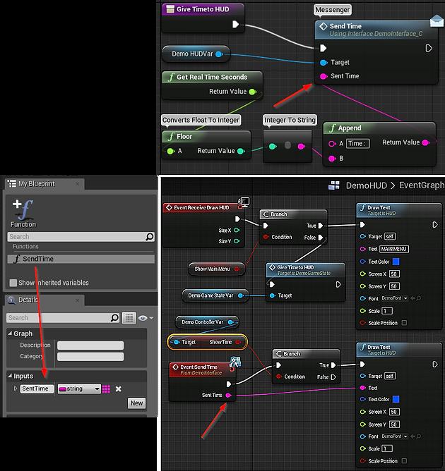 Ue4 blueprint interfaces gametime tomofnz malvernweather Choice Image