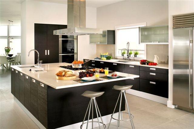 Cuisines de haute qualit cuisine sup rieure cuisines de - Cuisine de luxe design ...