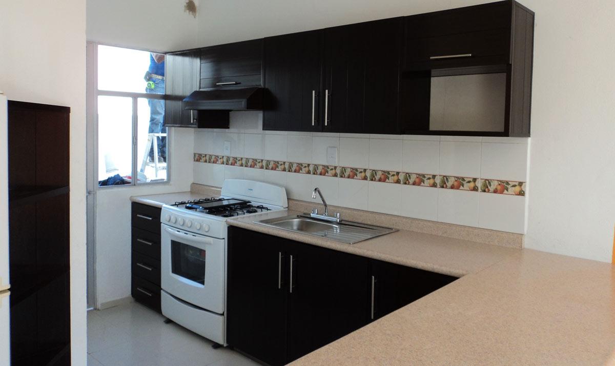 Muebles de pvc compa for Plateros para cocinas integrales